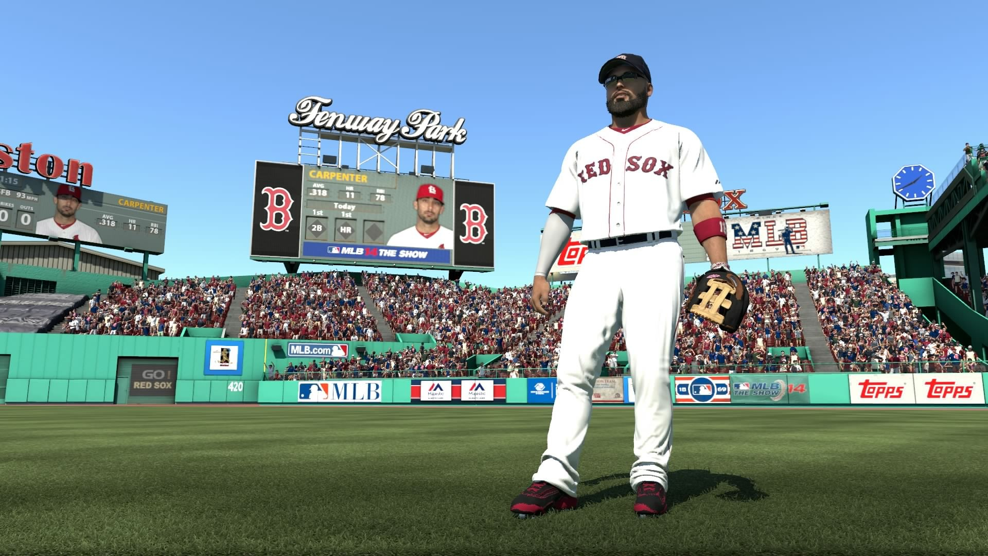 MLB 14 The Show PS4 Release Date Announced