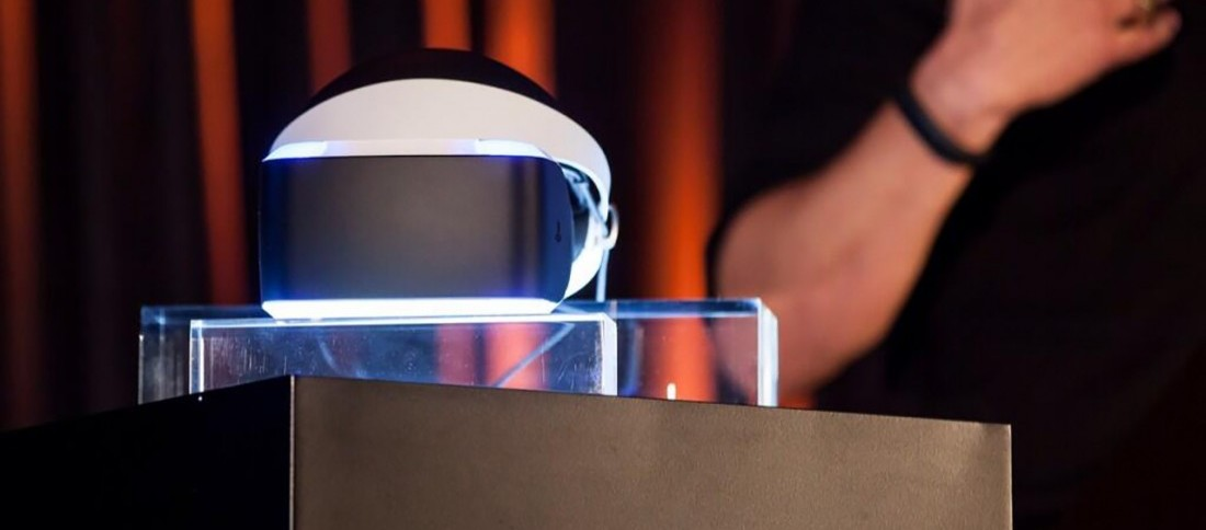 Sony Reveals Project Morpheus PlayStation 4 VR Headset
