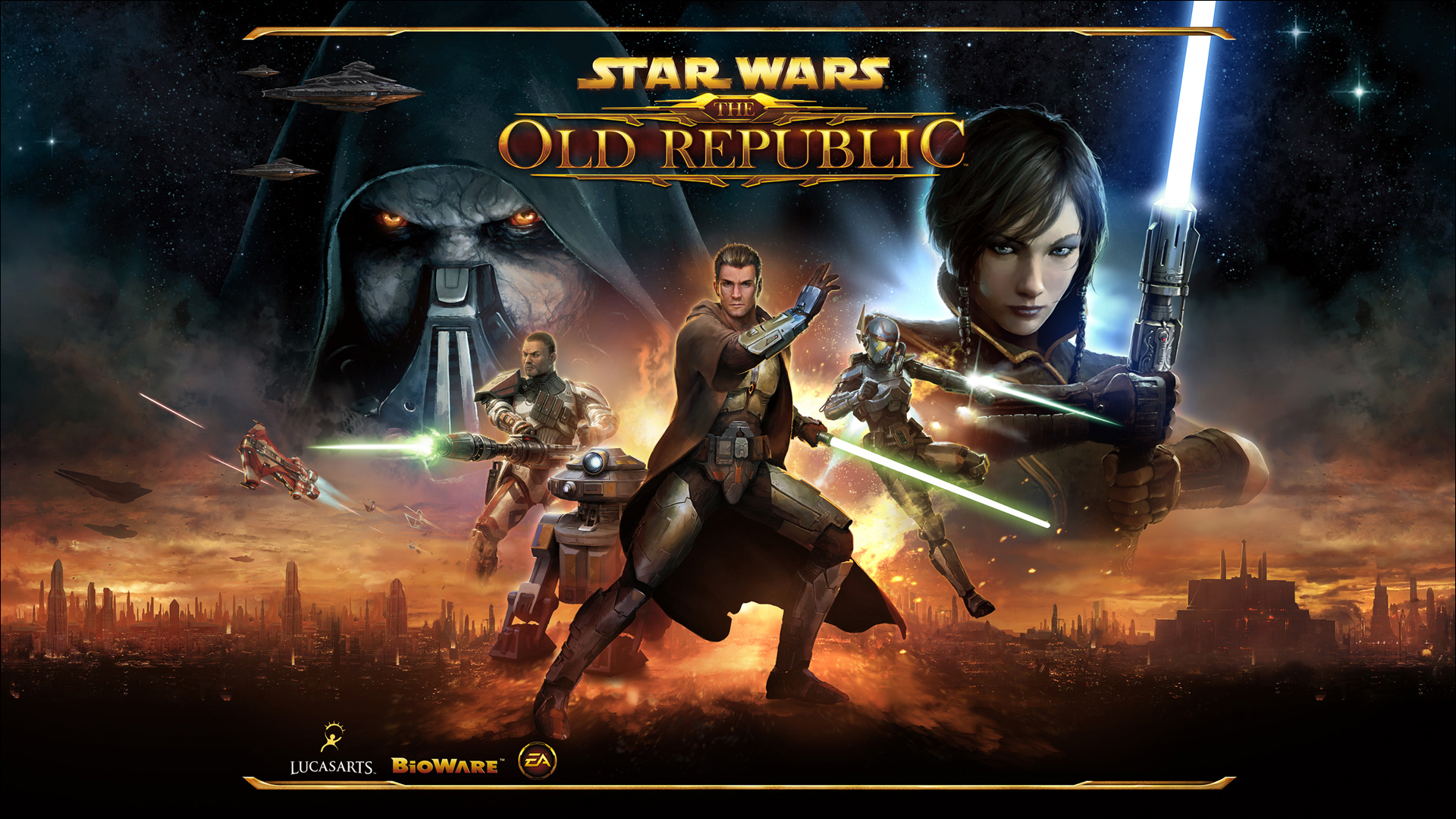 Next Update For Star Wars: The Old Republic Adds Player Housing