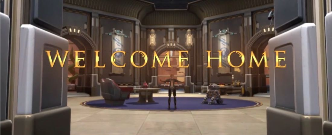Star Wars: The Old Republic Getting Player Housing, New Trailer Reveals