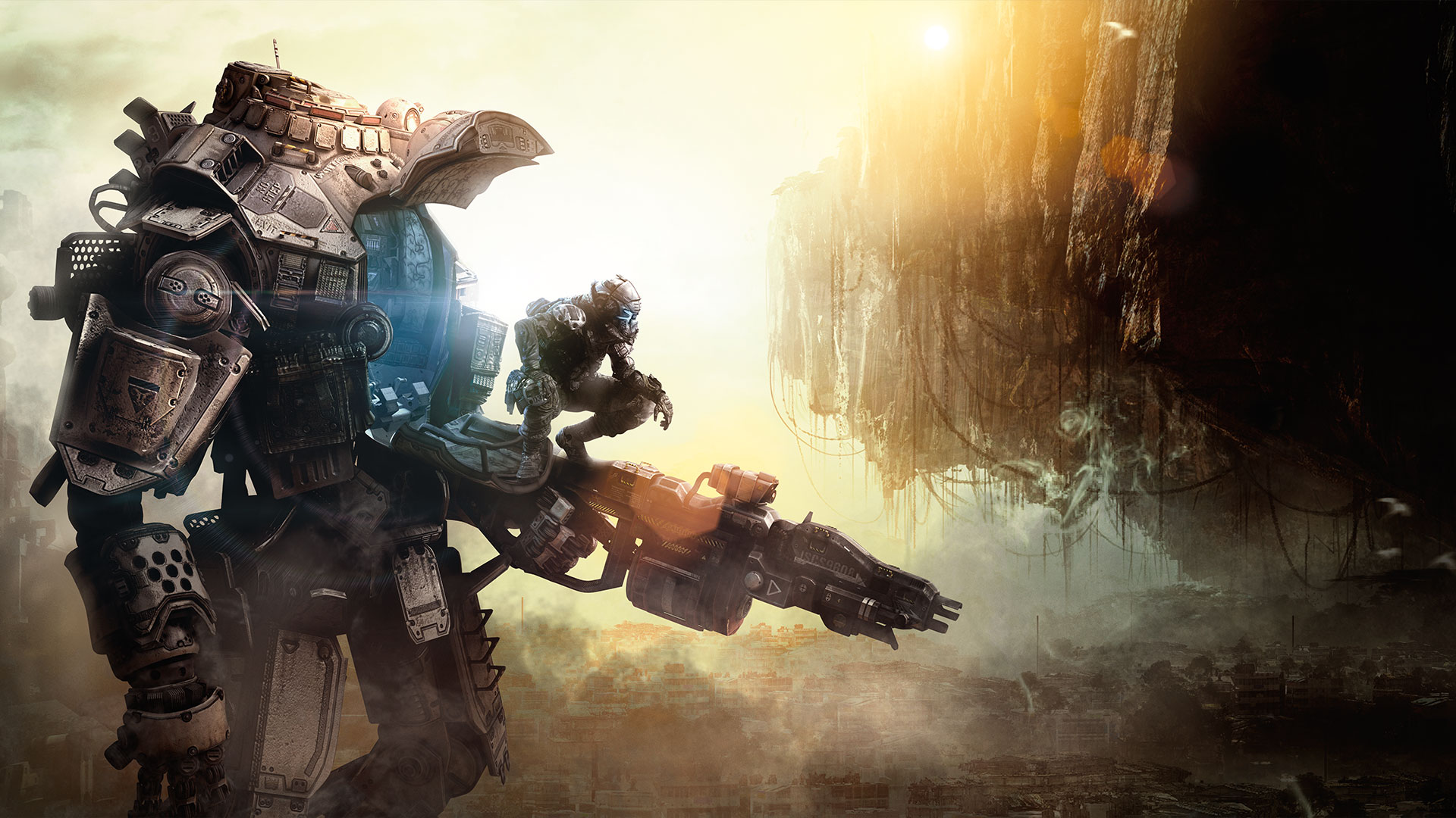 Titanfall May Be Headed to Mac