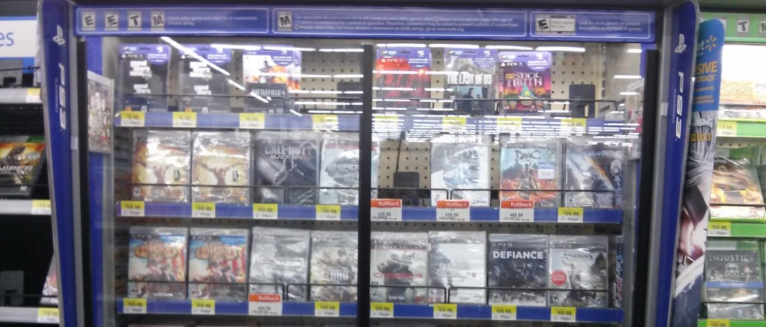 Walmart To Enter Used Video Game Buisness