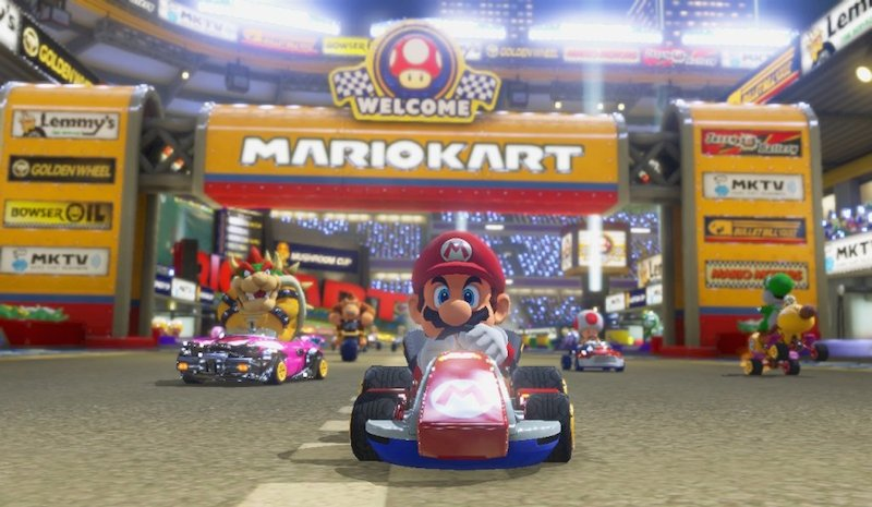 Best Buy Offering Gas Voucher For Mario Kart 8