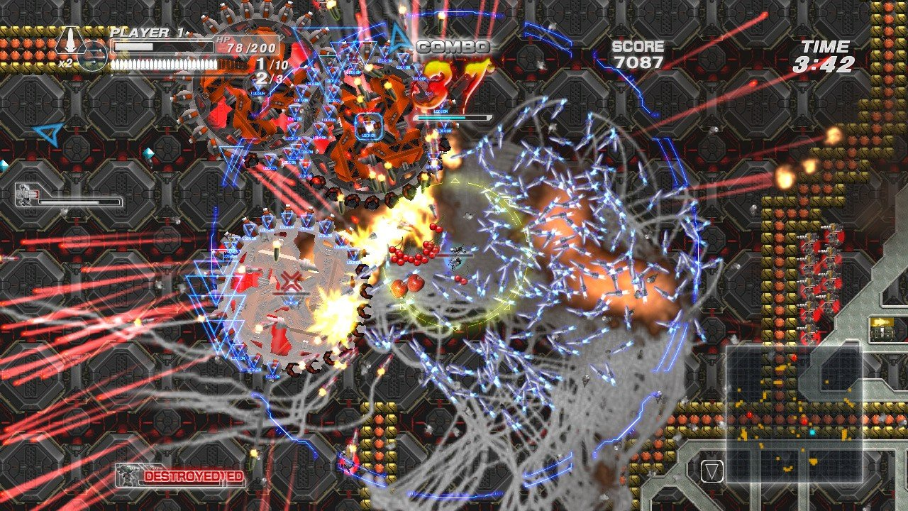 So Many Missiles: Revealing the Itano Circus in Video Games