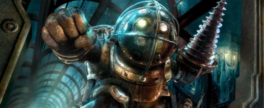 BioShock Big Daddy Splash feat