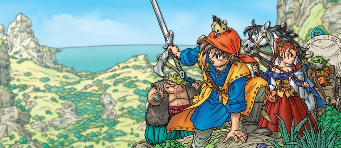 New Dragon Quest Game In Development