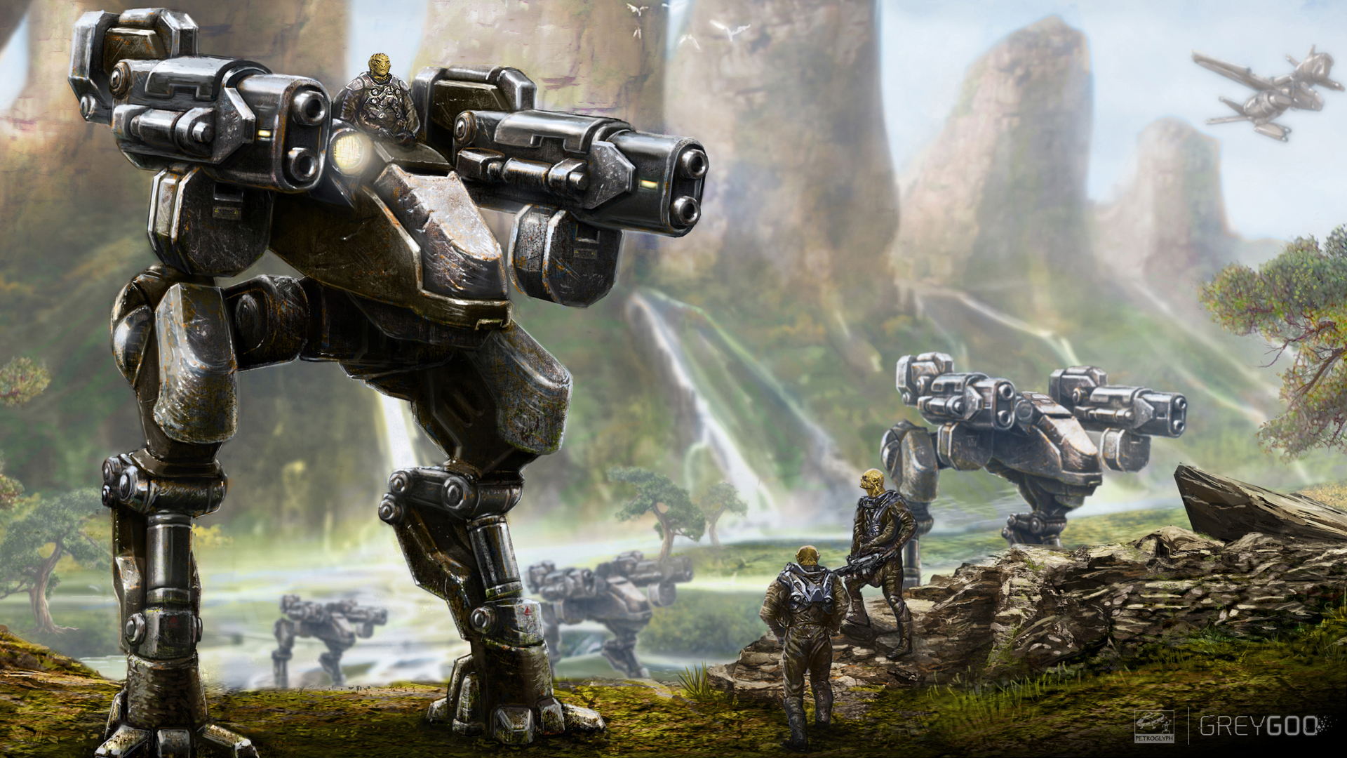 Grey Goo Playable at PAX East