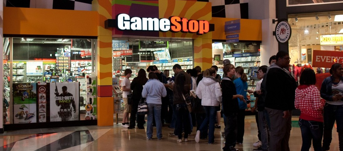 Gamestop Closing 120 Stores, Will Shift Focus