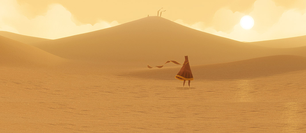 "Journey Dev: ""My Dream Is To Make Everyone Love Games"""