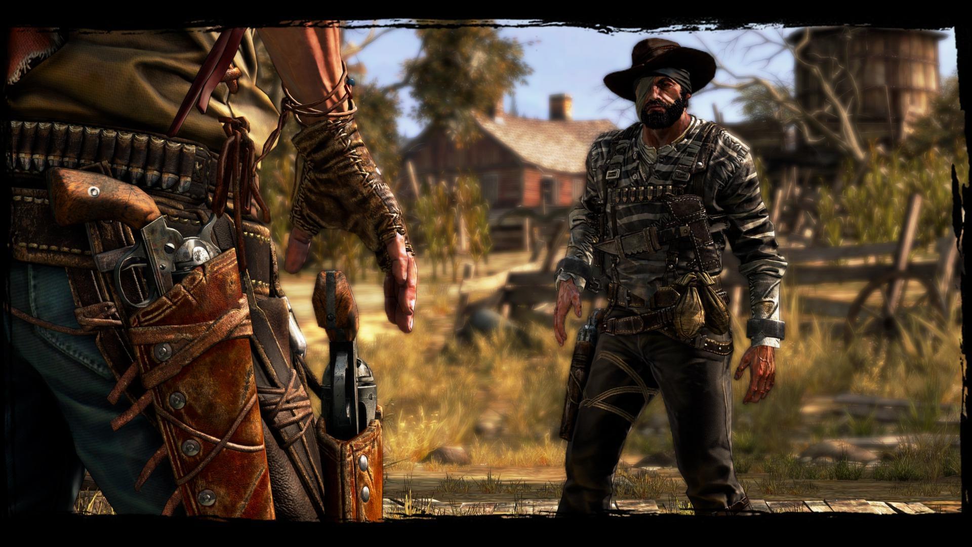 Wild West Video Games