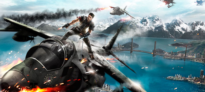 Square Enix Registers Just Cause 3 Domain