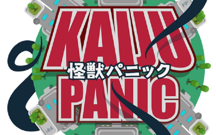 Kaiju Panic Logo