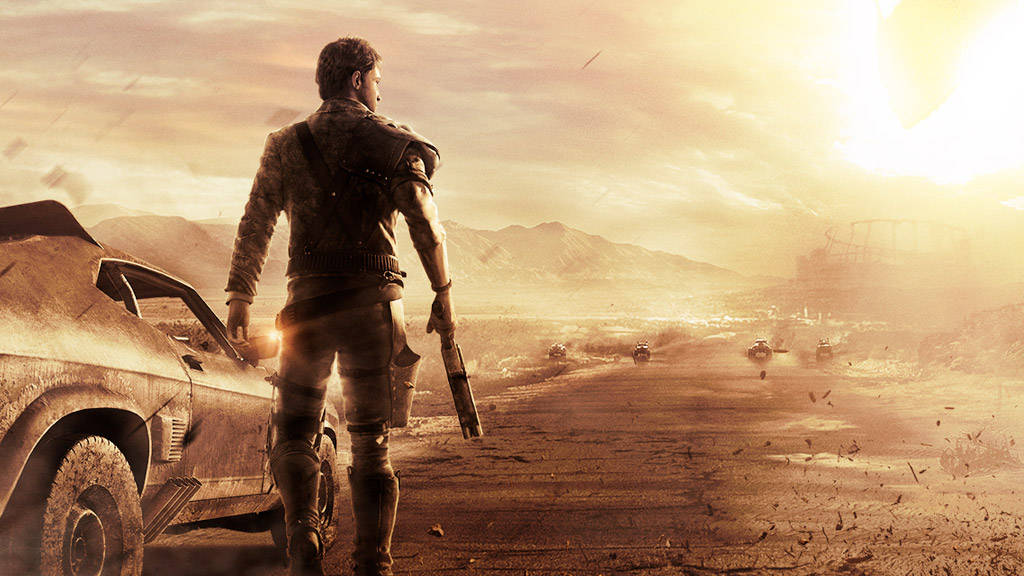 Mad Max Game Delayed