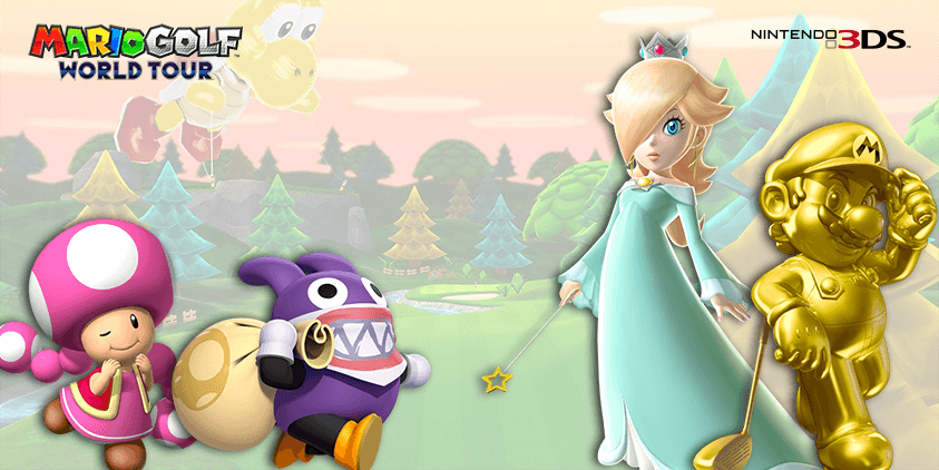 Mario Golf Wold Tour Season Pass
