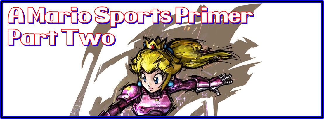 Mario Sports Primer 2
