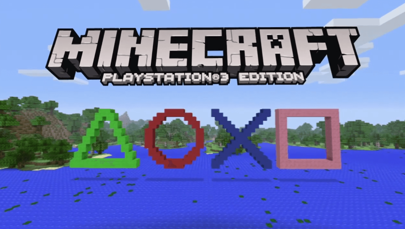 Minecraft: PS3 Edition Disc Coming Next Month
