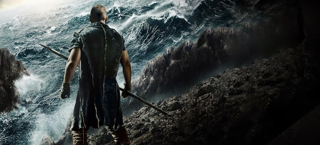 Noah Review: Epic Fantasy On A Biblical Scale