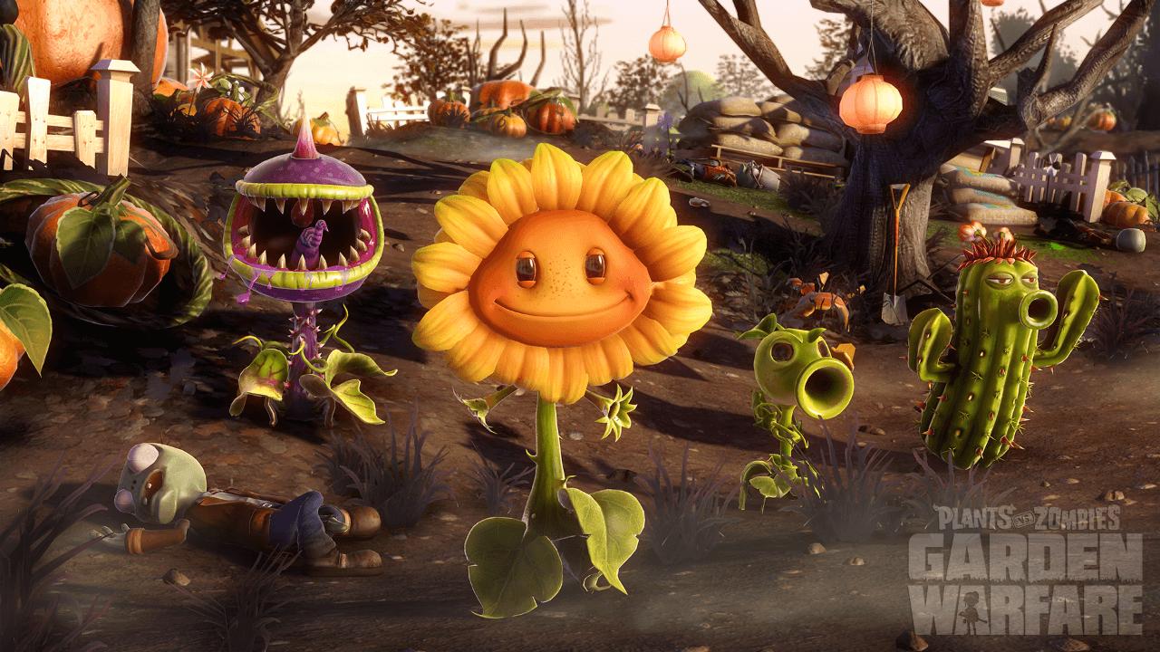 Plants Vs Zombies Garden Warfare PC Release Date