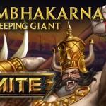 The Sleeping Giant Kumbhakarna is coming to SMITE