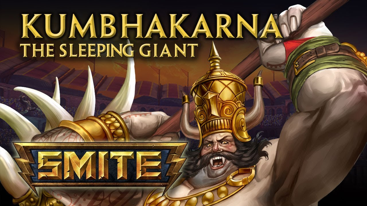 The Sleeping Giant Kumbhakarna is coming to SMITE