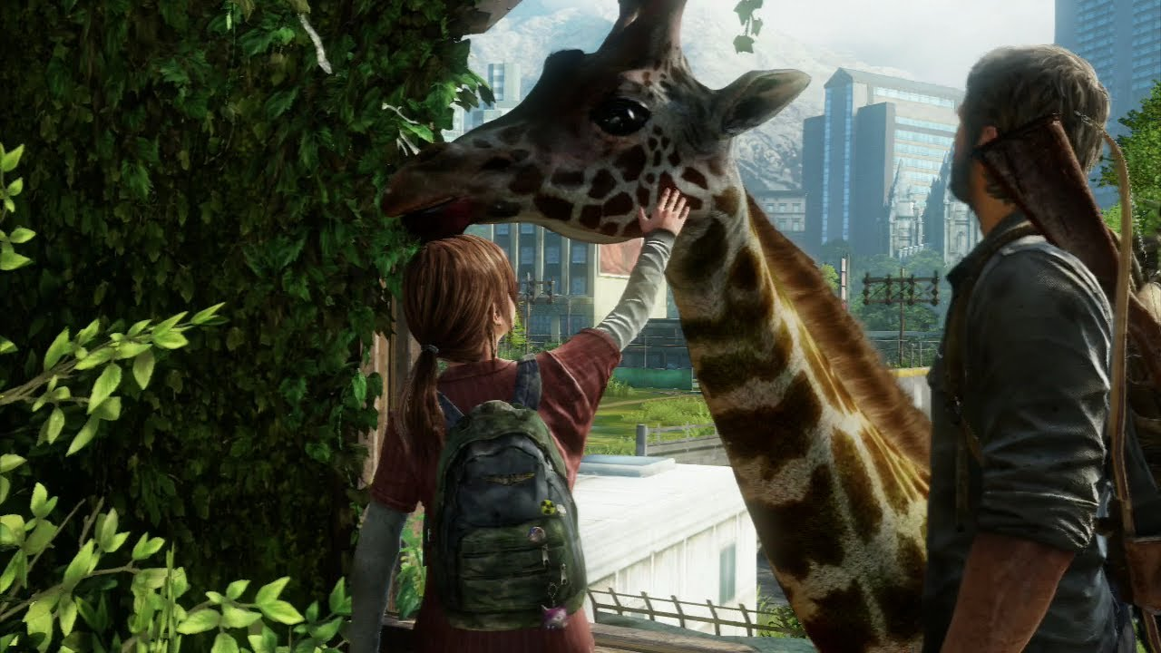 The Last of Us Art Director Leaves Naughty Dog