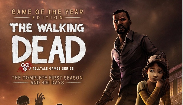 The Walking Dead Coming to PS4 and Xbox One