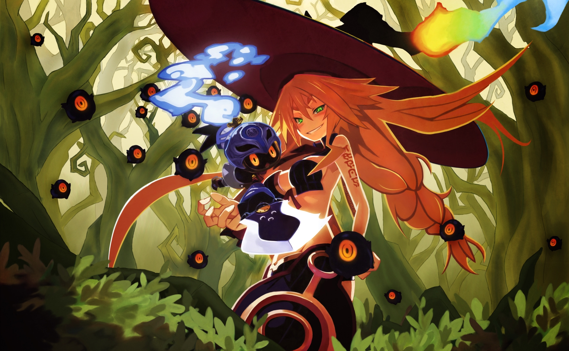 The Witch and the Hundred Knight Review: Not All That Good