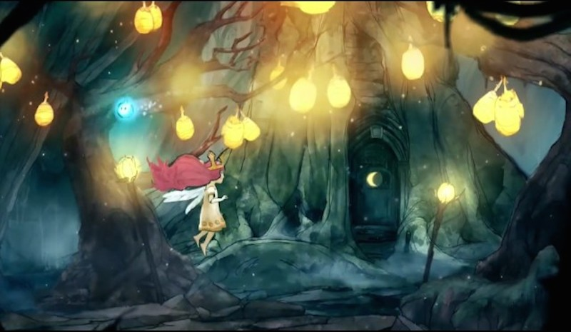 Aurora Child of Light