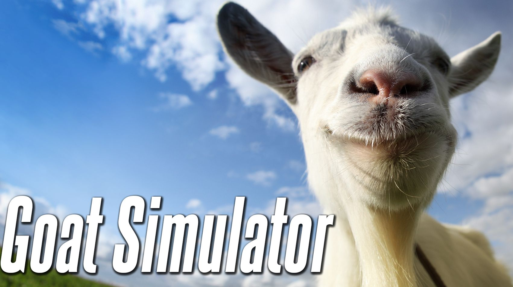 Goat Simulator Review: Delightfully Baaaaaad