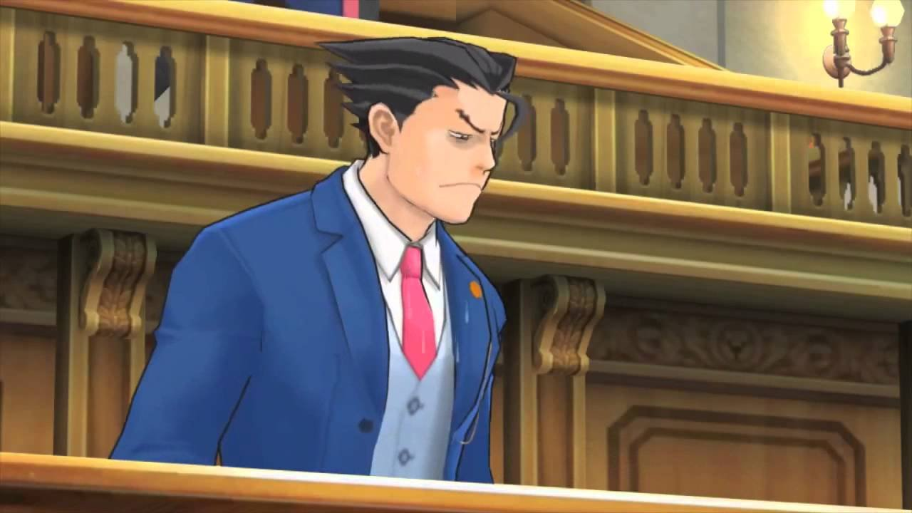 The Next Ace Attorney Game is Going Back in Time