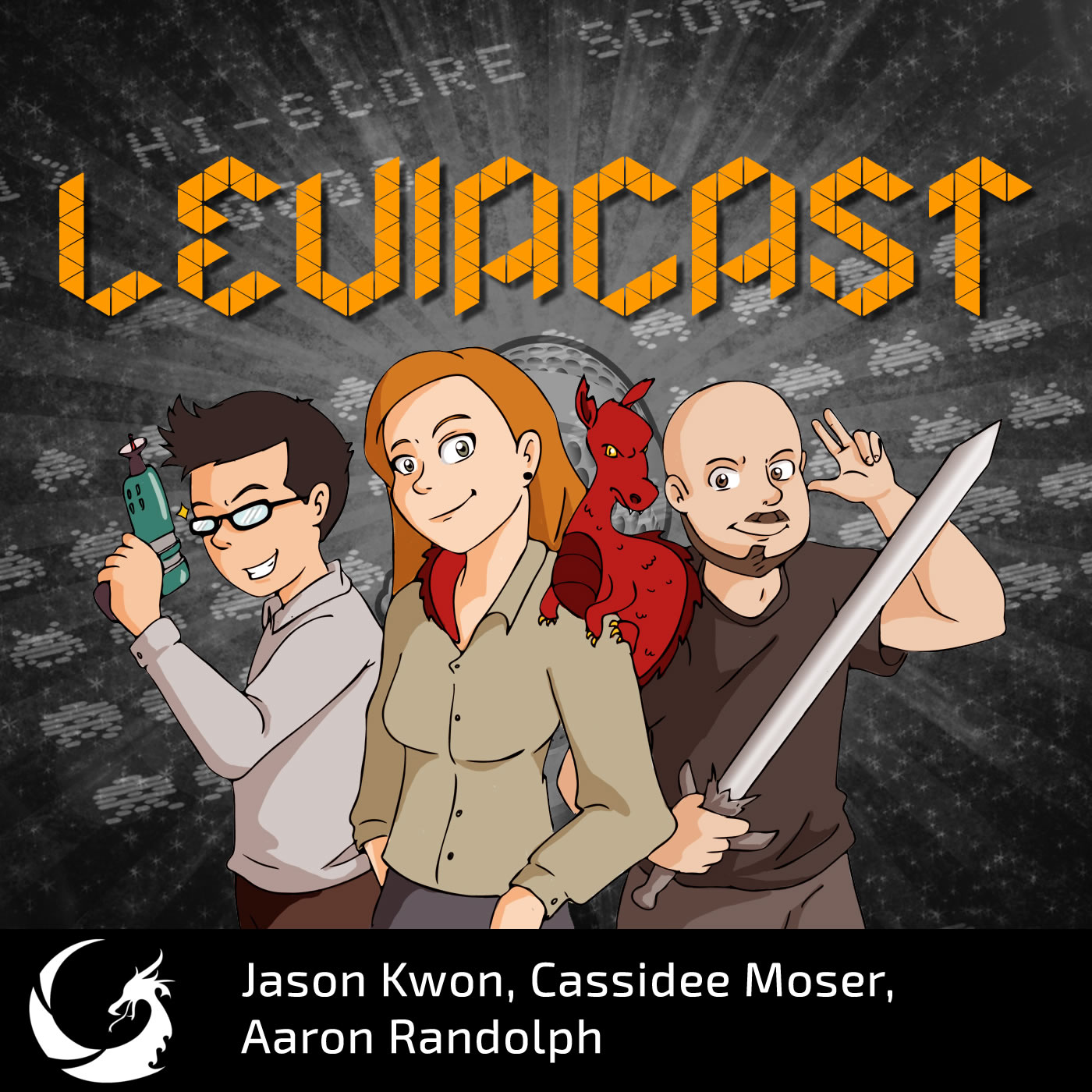 Leviacast Ep. 105: Chroma Squad, Horror Games, and Anime