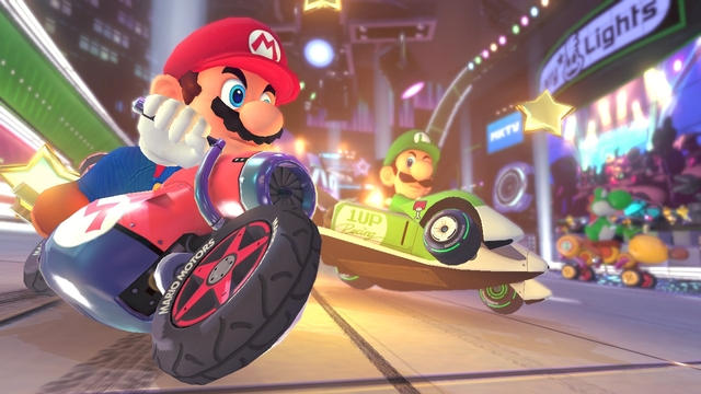 Mario Kart 8 To Have 32 Courses – And More!