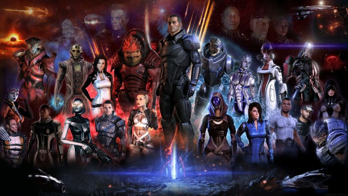 The Mass Effect series is one of the best examples of how branching storylines adds depth to a video game