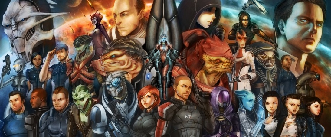 "Mass Effect 4′s Development ""Somewhere In The Middle"" Stages"