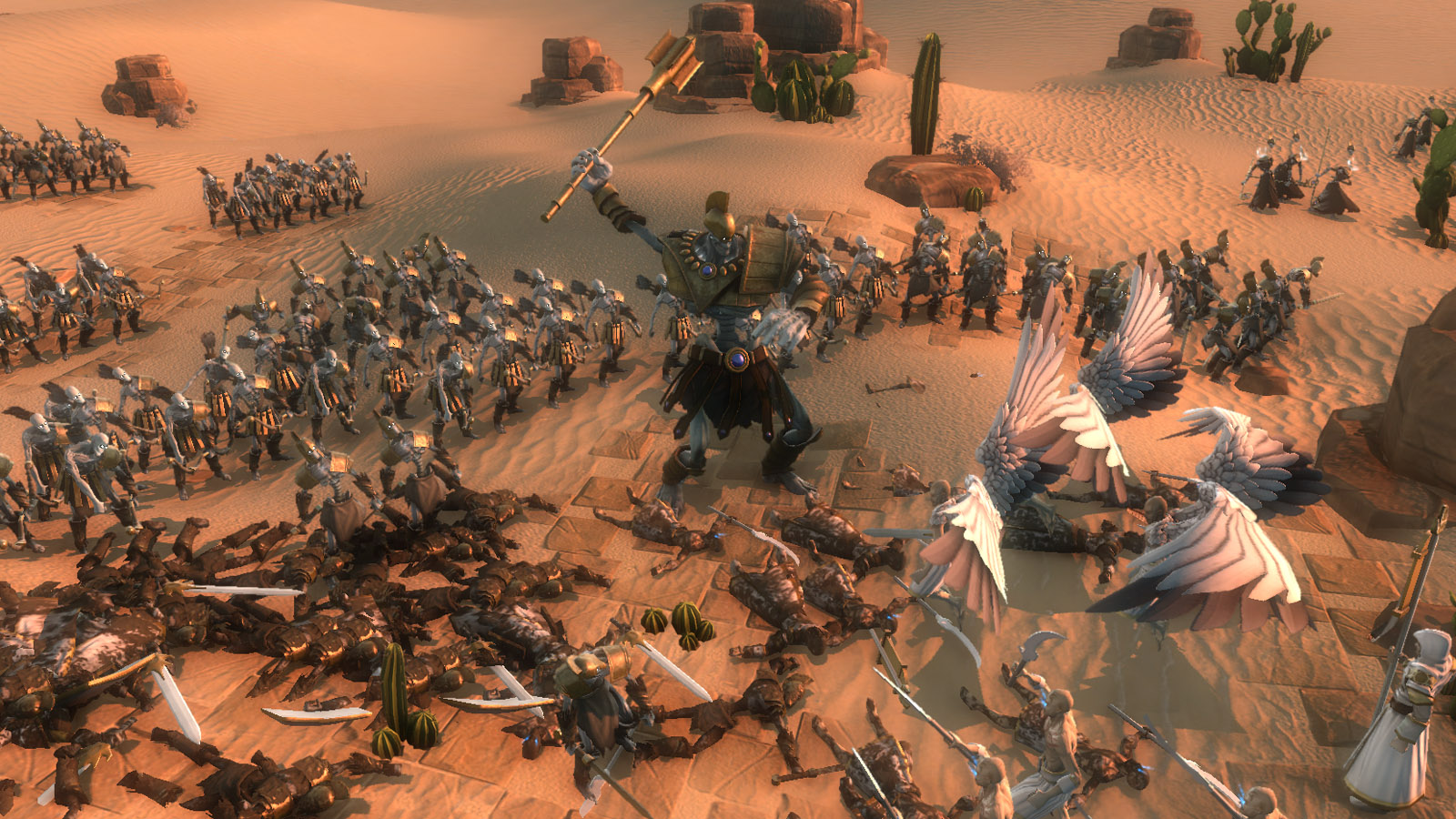 Age of Wonders III Releases First Patch