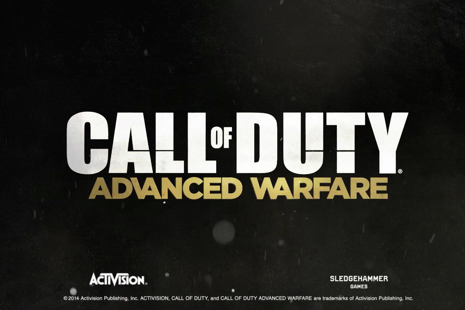 Sledgehammer Call of Duty Leaked Early – Titled Advanced Warfare
