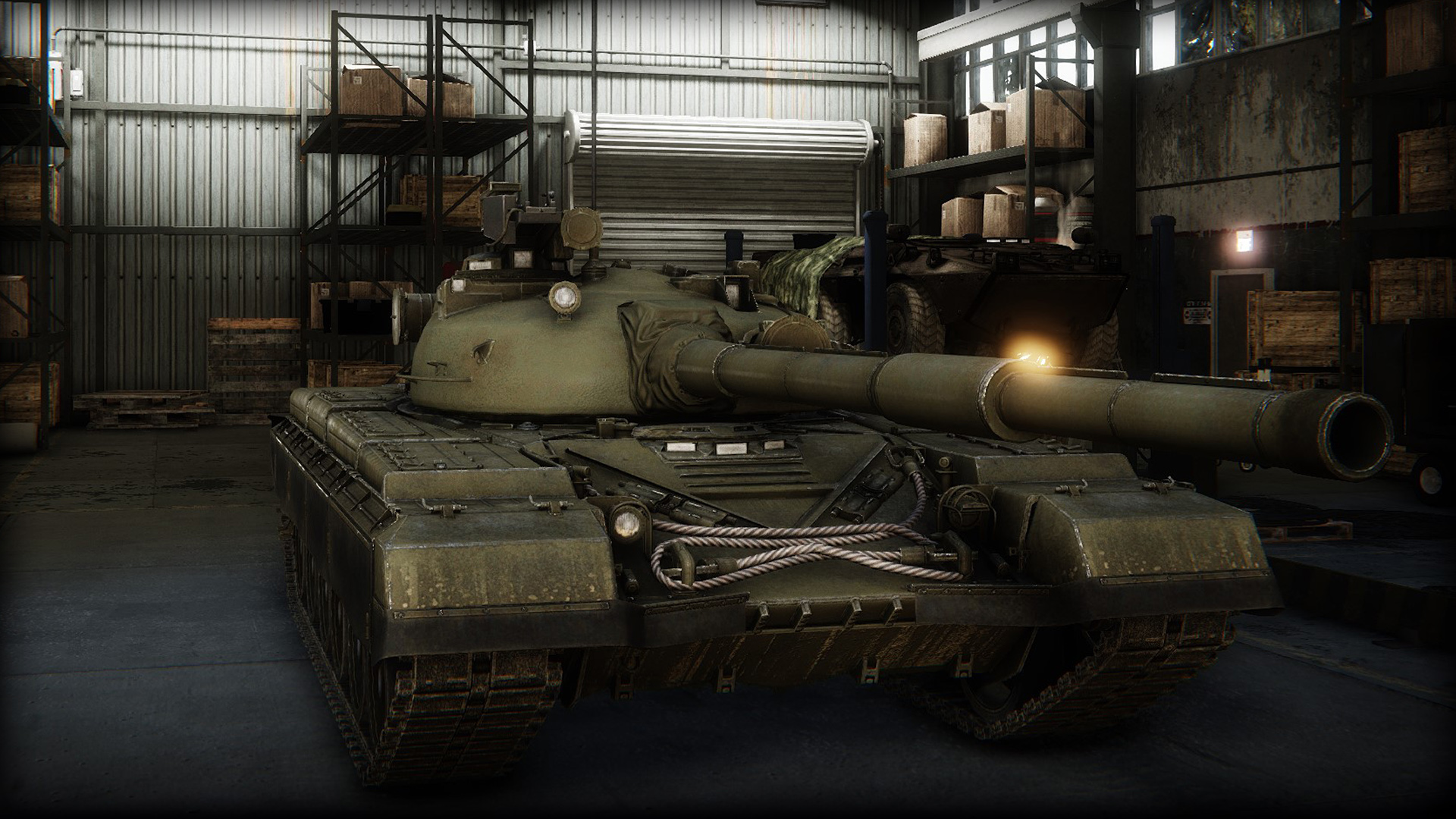 Armored Warfare Gameplay Trailer Released
