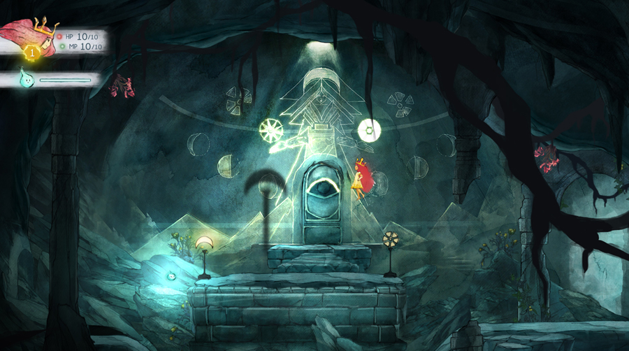 Child of Light Difficulty Renamed