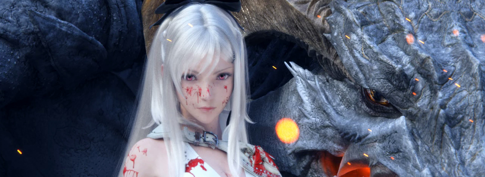 Drakengard 3 Review: An Odd, Disgusting, and Beautiful Mess