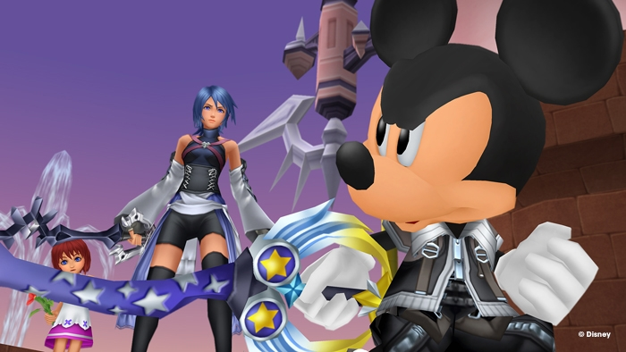 New Kingdom Hearts HD 2.5 ReMIX Screenshots Revealed