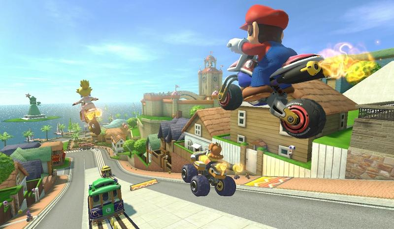 Gamestop To Hold Mario Kart 8 Preview Event