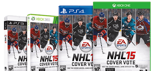 NHL 15 Coming To New and Old Systems This Fall