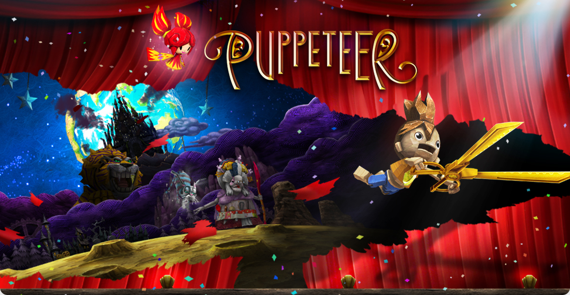 Puppeteer And Surge Deluxe Free For Playstation Plus Members Starting Tomorrow