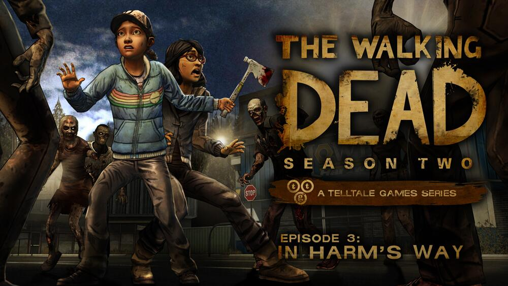 The Walking Dead Episode 3 Coming May 13th