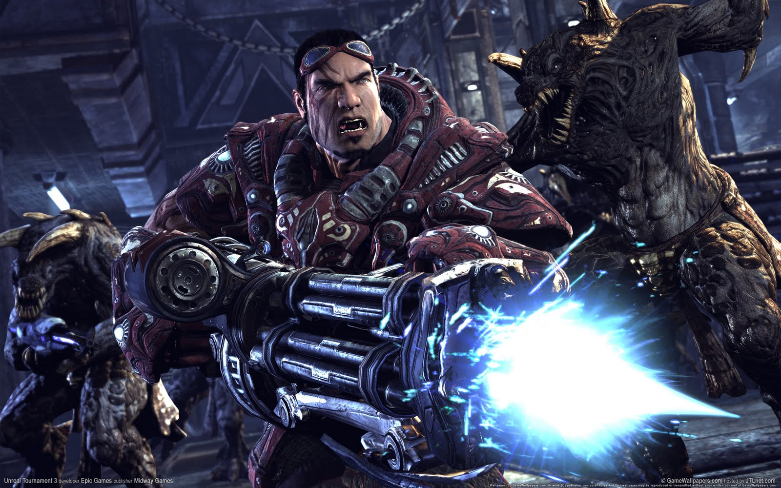 New Unreal Tournament in Development, Will Be Free