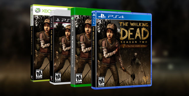 The Walking Dead And The Wolf Among Us Coming To Next-Gen Consoles