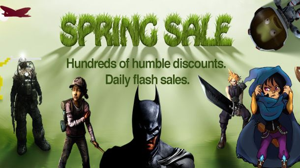 Humble Bundle Spring Sale