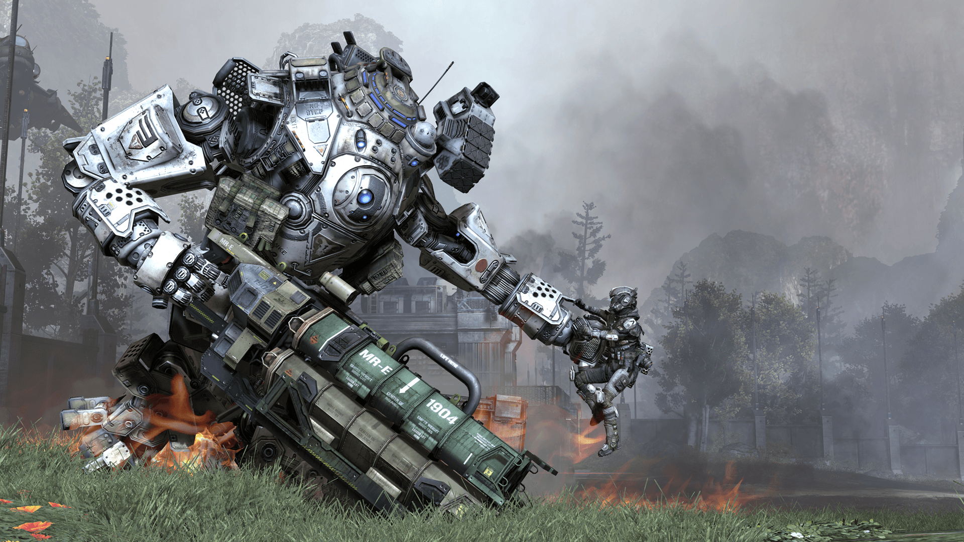 Titanfall on Xbox 360: Playable, But Not Optimal