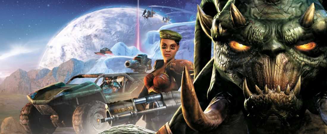 Gaming Retrospective: Unreal Tournament 2004