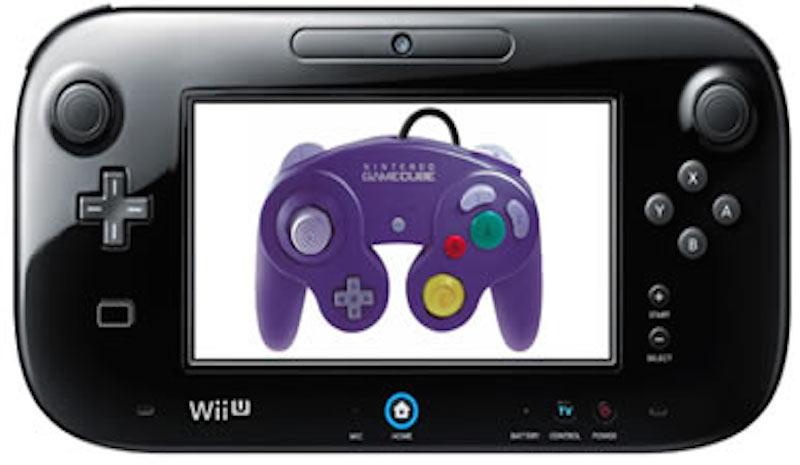 Gamecube Wii U